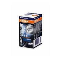 Лампа галогенная Osram Night Breaker® UNLIMITED +110 % H7 12V 55W P14.5s 64210NBU