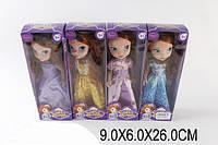 "Кукла ""Sofia"", 4 вида, , W007B"