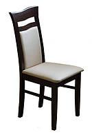 Удобный деревянный стул производства мебельной фабрики Скиф. Модель ЖУР-5