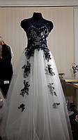 Платье на выпускной пышное