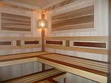 Вагонка липа для бани 2.1 м, фото 5