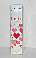 Парфюмированная вода Fabio Verso Lovely Woman 50 мл. W