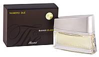 Парфюмированная вода для мужчин The Rasasi Classic Collection - Numero Due 75мл т/в муж Rasasi
