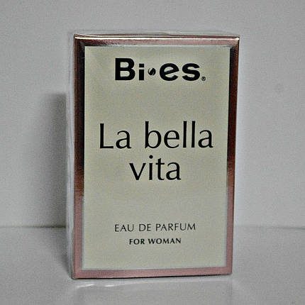 Парфюмированная вода женская La bella vita 100 мл. , фото 2