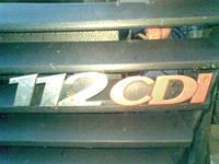 Решетка радиатора вито 638 кузов