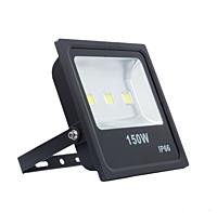 Светодиодный прожектор LUMEN LED 150W SLIM: ударопрочный корпус, защита IP 65