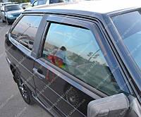Ветровики окон Ваз 2108 (дефлекторы боковых окон Lada 2108)
