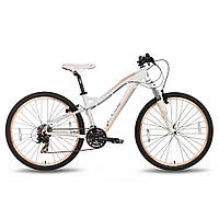 Велосипед 26'' PRIDE BIANCA V-br 2016