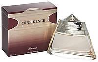 Парфюмированная вода для мужчин Confidence 85мл п/в муж Rasasi