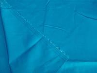 Котон - стрейч (голубой) (арт. 0487) отрез 0,65 м
