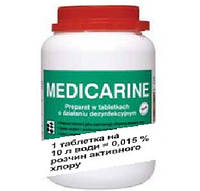 Средство дезинфицирующее, Медикарин, 300таб