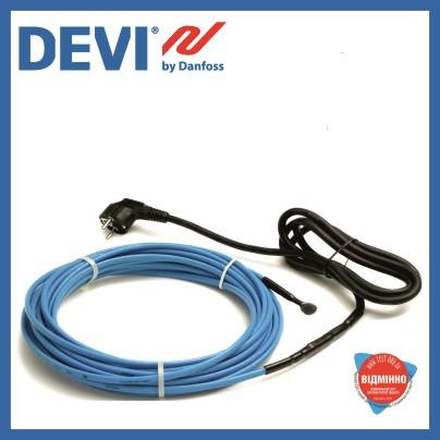 Саморегулирующийся кабель DEVIpipeheat™ (DPH-10) - 22м.