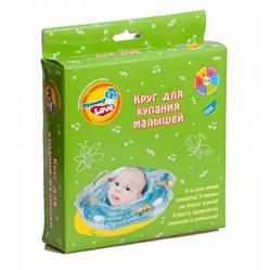 Круг для купания малышей (KR-7748)