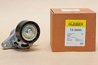 Ролик ремня генератора с кронштеином натяжной ГУР+кондиционер Glober 73-5600 8200277606