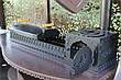 """Мангальный комплекс """"Эмир"""" (в черном цвете) максимальная комплектация, фото 6"""