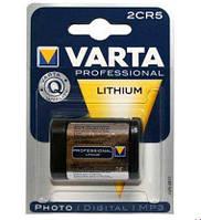 Батарейка Varta Professional 2CR5 Lithium 6.0V