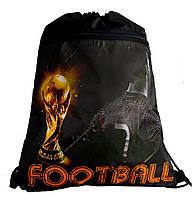 Сумка для сменной обуви Football + кубок 7859-1