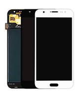 LCD Samsung J700/J7+touch white