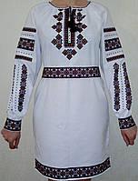 """Вишиванка жіноча, сукня """"Вишукана"""" (Арт. 01829)"""