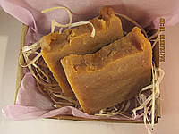 """Натуральный шампунь """"Длинная коса"""" для мытья длинных волос с добавлением волокон натурального шелка"""