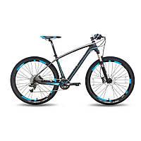 Велосипед 27,5'' PRIDE XC-650 PRO 3.0 Карбон 2016