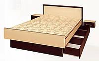 Кровать полуторная Комфорт