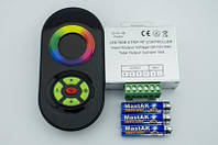 Контроллер светодиодной ленты RGB 18А Радио сигнал