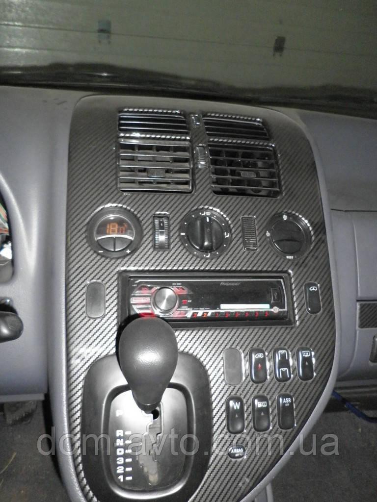 Центральная консоль вито 638 кузов