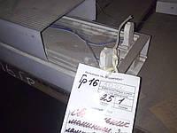 Светильник люминесцентный 2-х ламповый ЛД-80 с пластиковым прозрачным рассеевателем