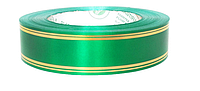 Лента флористическая (3 см х 50 ярдов) Зеленый
