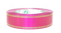 Лента флористическая (3 см х 50 ярдов) Малиновый