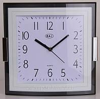 Часы настенные (28х28 см) кварцевые R&L S5141 XKC /75