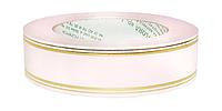 Лента флористическая (3 см х 50 ярдов) Светло-розовый