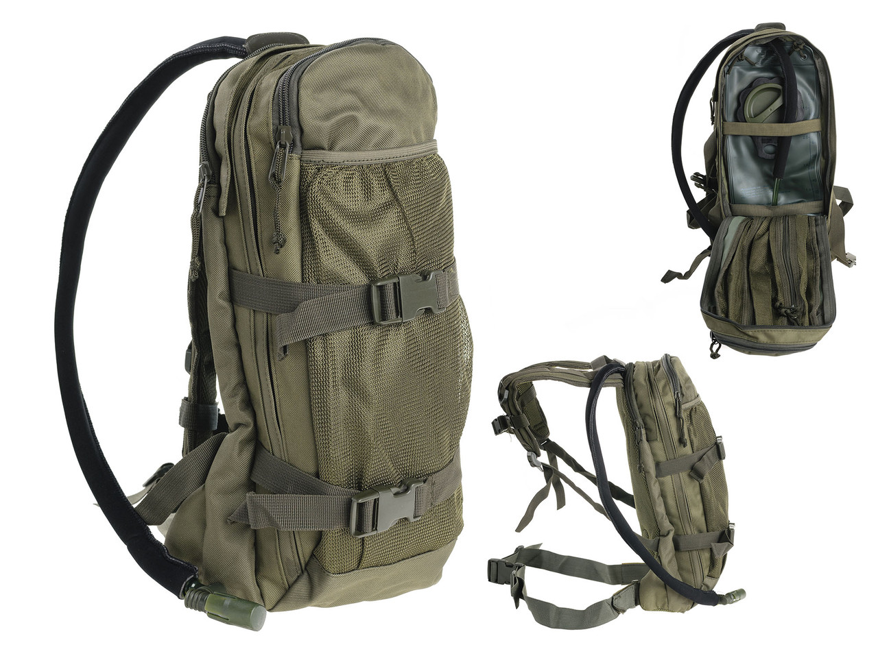 Тактическая система гидратации + рюкзак 2,5 л Patton