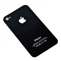 Задняя крышка для IPhone 4 (black)