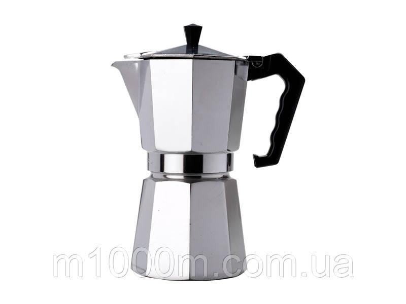 Гейзерна кавоварка FRICO Fru-172 на 6 чашок