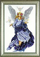 """Набор для вышивания крестом """"Celestial Angel//Небесный ангел"""" Design Works"""