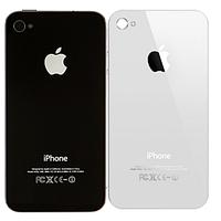Задняя крышка IPhone 4S (black)