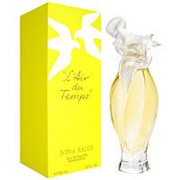 Женская  парфюмированная вода Nina Ricci L`Air du Temps