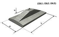 Плиты анкерные под унифицированные металлические опоры ВЛ 35-330-500 кВ ПА3-1