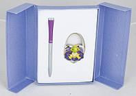 Набор подарочный LANGRES Fairy Tale (ручка шариковая и крючок для сумки), LS.122027-07