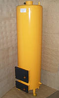 Бойлер-буржуйка на твердом топливе (уголь,дрова) ТИТАН  80 л