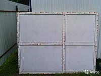 Офисные перегородки (2х2м пластик белый)