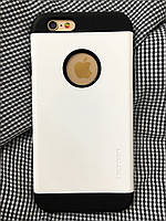 Чехол Spigen Slim Armor iPhone 6S\6 (HQ-копия), White, фото 1