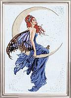 """Набор для вышивания крестом """"Blue Moon//Голубая луна"""" Design Works"""