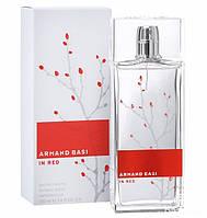 Armand Basi In Red Eau Fraiche - edt 100 ml