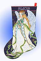 """Набор для вышивания крестом """"Holly Angel//Святой Ангел"""" Design Works"""