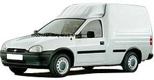 Фаркопы на Opel Combo B (1994-2001)