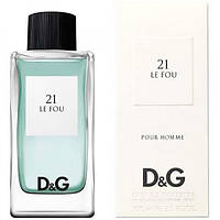 Dolce & Gabbana D&G Anthology 21 Le Fou - edt 100 ml