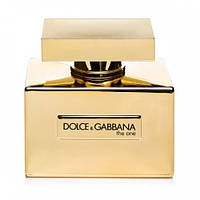 Dolce & Gabbana The One Gold Limited Edition - edp 75 ml
